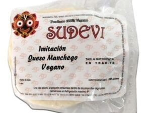 queso manchego natural